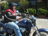 moto al porto - 3 aprile 2011  - Castellammare del golfo (1433 clic)