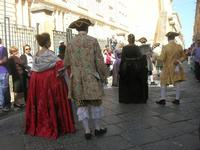 Infiorata 2010 - Corteo Barocco - 16 maggio 2010  - Noto (2624 clic)