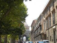 Corso Vittorio Emanuele, o Cassaro, e Porta Nuova - 8 agosto 2011 PALERMO LIDIA NAVARRA
