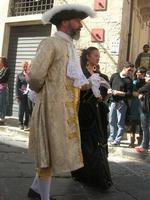 Infiorata 2010 - Corteo Barocco - 16 maggio 2010  - Noto (2625 clic)