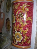 visita ad un laboratorio della ceramica - 4 dicembre 2010  - Caltagirone (1937 clic)
