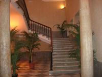 Palazzo VII Aprile - scala - 9 maggio 2010   - Marsala (1609 clic)