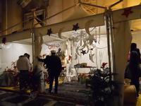 Corso B. Mattarella - atmosfera natalizia - stand - 13 dicembre 2010  - Castellammare del golfo (1489 clic)