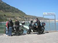 moto al porto - 3 aprile 2011  - Castellammare del golfo (1456 clic)
