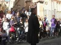 Infiorata 2010 - Corteo Barocco - 16 maggio 2010  - Noto (2568 clic)