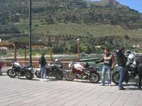 moto al porto - 3 aprile 2011  - Castellammare del golfo (1375 clic)