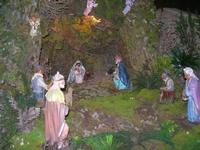 Il Presepe animato in terracotta nella Chiesa del Carmine - 4 dicembre 2010  - Caltagirone (1452 clic)