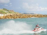 moto d'acqua - 23 ottobre 2011  - Marinella di selinunte (934 clic)
