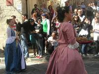 Infiorata 2010 - Corteo Barocco - 16 maggio 2010  - Noto (2708 clic)