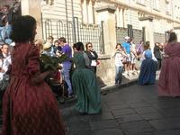 Infiorata 2010 - Corteo Barocco - 16 maggio 2010  - Noto (2755 clic)