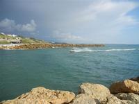 moto d'acqua - 23 ottobre 2011  - Marinella di selinunte (1022 clic)