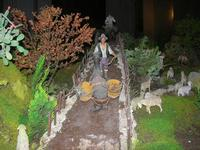 Il Presepe animato in terracotta nella Chiesa del Carmine - 4 dicembre 2010  - Caltagirone (1490 clic)