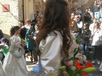 Infiorata 2010 - Corteo Barocco - 16 maggio 2010  - Noto (2749 clic)