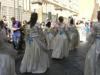 Infiorata 2010 - Corteo Barocco - 16 maggio 2010  - Noto (2614 clic)