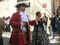 Infiorata 2010 - Corteo Barocco - 16 maggio 2010  - Noto (2507 clic)