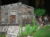 Il Presepe animato in terracotta nella Chiesa del Carmine - 4 dicembre 2010  - Caltagirone (1820 clic)