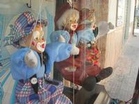 marionette in via Savoia - 23 luglio 2010  - San vito lo capo (1575 clic)