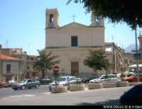 La piazza prima della ristrutturazione  - Campofelice di roccella (5379 clic)
