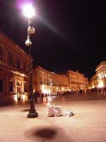 Ortigia..una notte a Piazza Duomo  - Siracusa (3213 clic)