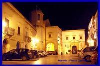 Notturno a Piazza Carmine  - Marsala (3341 clic)
