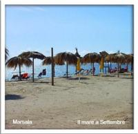 Spiaggia marsalese a settembre  - Marsala (2801 clic)
