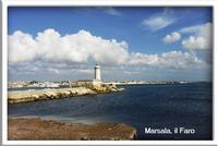 Faro al porto di Marsala  - Marsala (3263 clic)