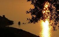 tramonto d'orato  - Castel di tusa (6891 clic)