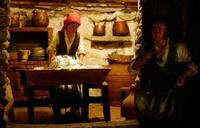 Presepe ...come si faceva il pane una volta!  - Caltagirone (6080 clic)
