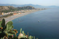 Veduta Panoramica del castello e della costa  - Milazzo (8824 clic)