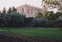 Torre Rodosta vista dal parco MODICA caterina rodosta