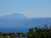 Etna visto da Pianoconte (lipari)  - Eolie (4133 clic)