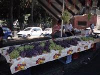 Uva al mercato della Pescheria   - Catania (3049 clic)
