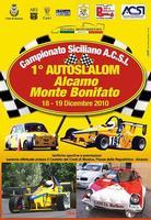 1° Autoslalom Alcamo Monte Bonifato - 18 e 19 dicembre 2010  - Alcamo (3329 clic)