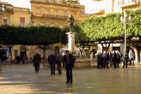 Piazza Umberto I°  - Gela (8279 clic)