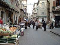 La strada 'a foglia, mercatino della città  - Caltanissetta (3994 clic)