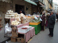 La strada 'a foglia, mercatino della città  - Caltanissetta (4707 clic)