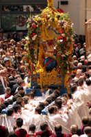 La festa del Signore dell'Olmo, compatrono di Mazzarino MAZZARINO Giuseppe Cirignotta