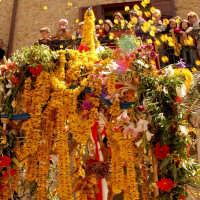 La festa del Signore dell'Olmo, compatrono di Mazzarino  - Mazzarino (5705 clic)