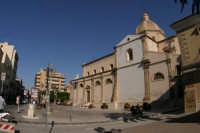 La chiesa Madre, il prospetto Sud  - Gela (4481 clic)