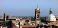 Vista dalla sommitý della scalinata CALTAGIRONE Giuseppe Cirignotta