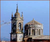 Particolare del campanile CALTAGIRONE Giuseppe Cirignotta