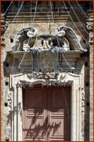 Particolare architettonico CALTAGIRONE Giuseppe Cirignotta