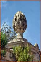 Particolare architettonico  - Donnafugata (1154 clic)