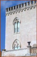 Particolare del Castello  - Donnafugata (1285 clic)