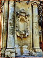 Particolare della Chiesa di san Sebastiano  - Ferla (1713 clic)