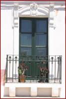 Viva la Sicilia, balcone  - Marzamemi (2009 clic)
