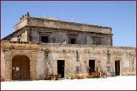 La piazzetta della vecchia tonnara  - Marzamemi (4148 clic)