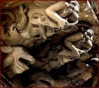 Barocco siciliano, particolare  - Modica (2236 clic)