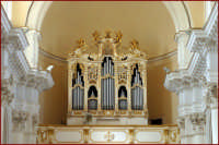 La cattedrale, particolare  - Noto (1135 clic)