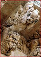 Particolare barocco  - Noto (1549 clic)